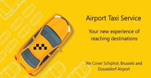 express Schiphol airport taxi